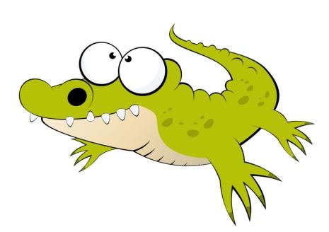 Funny-gator