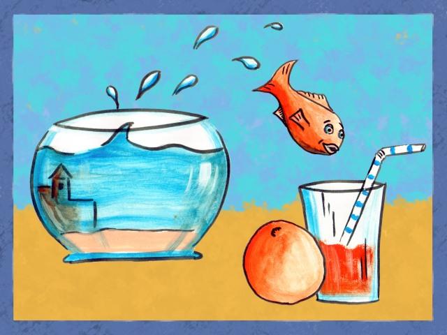 Orange Juice by Andreus