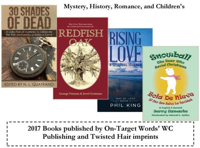 2017 OTW Books